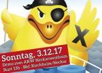 Demo zum AKW Neckarwestheim: Sofort abschaltren! | Bhf Kirchheim