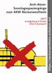 Sonntagsspaziergang | AKW Neckarwestheim