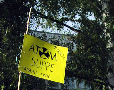 Weiterlesen: Karlsruhe: Atommüll-Transport nach...