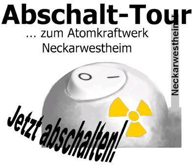 Weiterlesen: Abschalt-Tour zum AKW Neckarwestheim