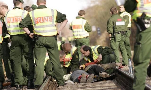 Weiterlesen: Prozess wegen 12stündiger Castorblockade in Berg