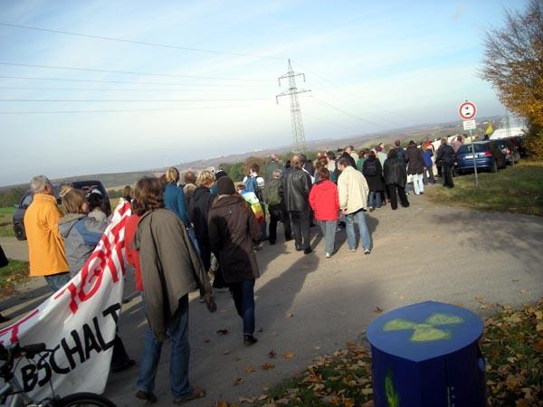 Weiterlesen: 200 AKW-GegnerInnen protestieren mit...