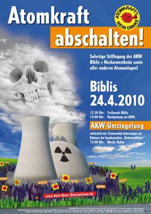 Weiterlesen: Atomkraftwerke abschalten!