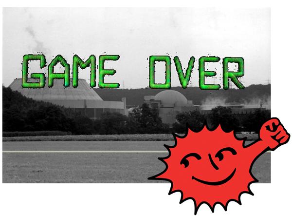 Weiterlesen: Das Spiel ist aus. Abschalten!