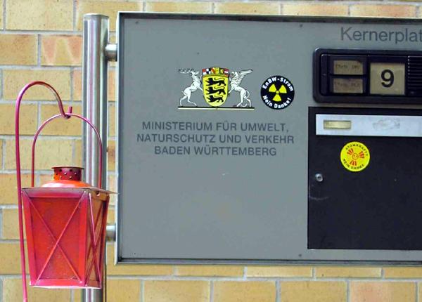 Weiterlesen: Regenerative Energien statt Atomstrom!