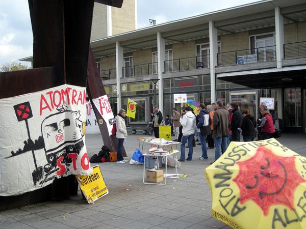 """Weiterlesen: """"Atommüll stoppen – Atomausstieg jetzt!"""""""