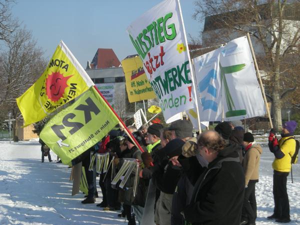 Weiterlesen: Aktion zum Weltklimatag