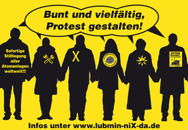 Weiterlesen: Castor nach Lubmin (14.-16.12.): Kein Atomklo...