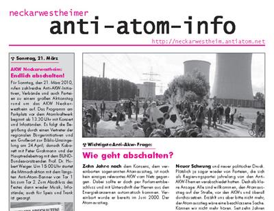 Weiterlesen: neckarwestheimer anti-atom-info | nr 47