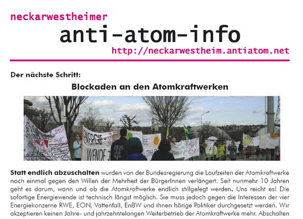Weiterlesen: neckarwestheimer anti-atom-info 48