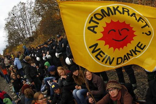 Weiterlesen: Castor stoppen – Atomkraft stoppen