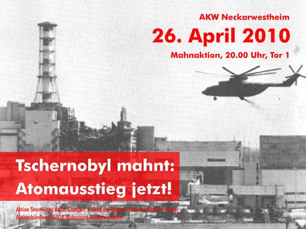 Weiterlesen: Vierundzwanzig Jahre Tschernobyl